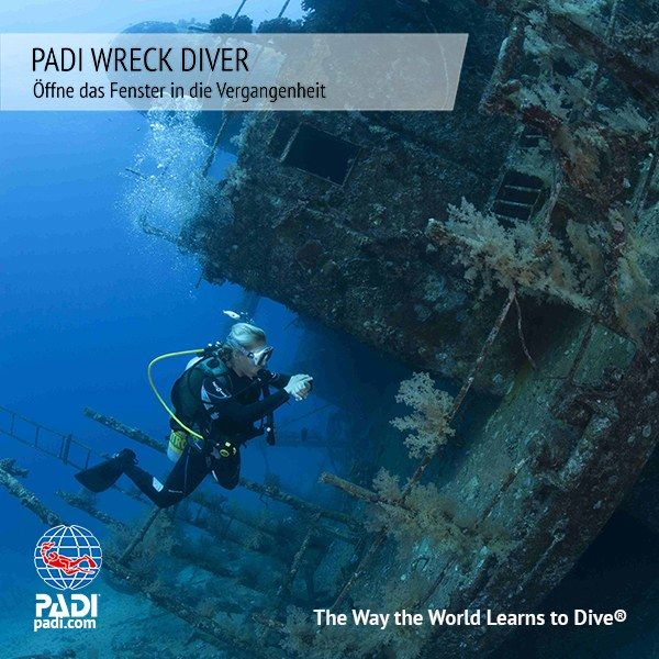 Sunshine Divers PADI Wracktauchen